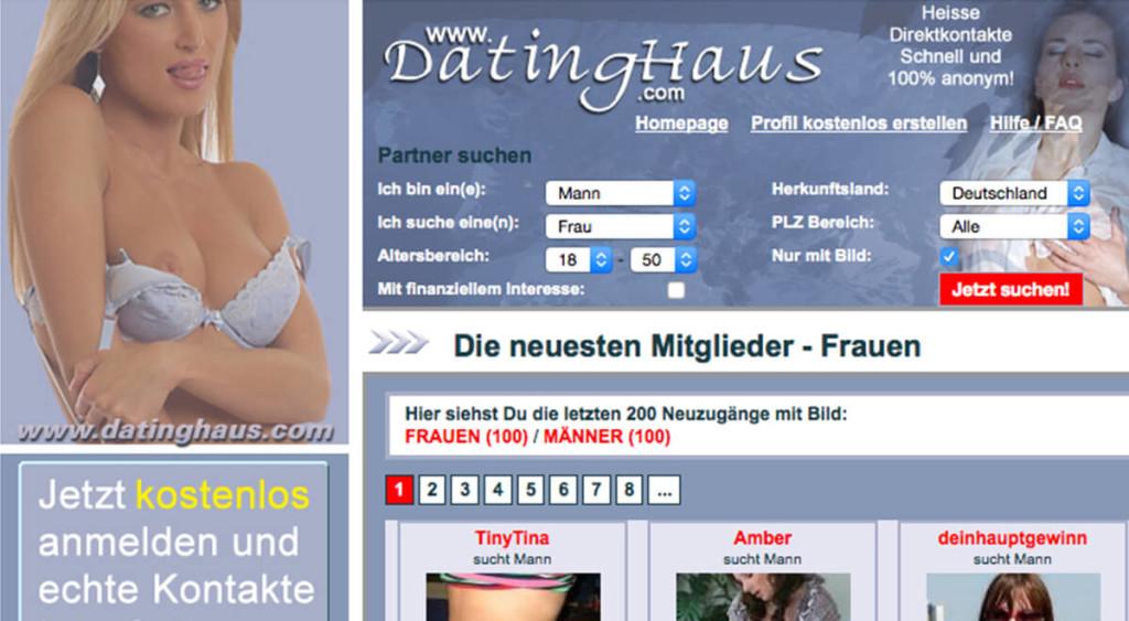DatingHaus-Main