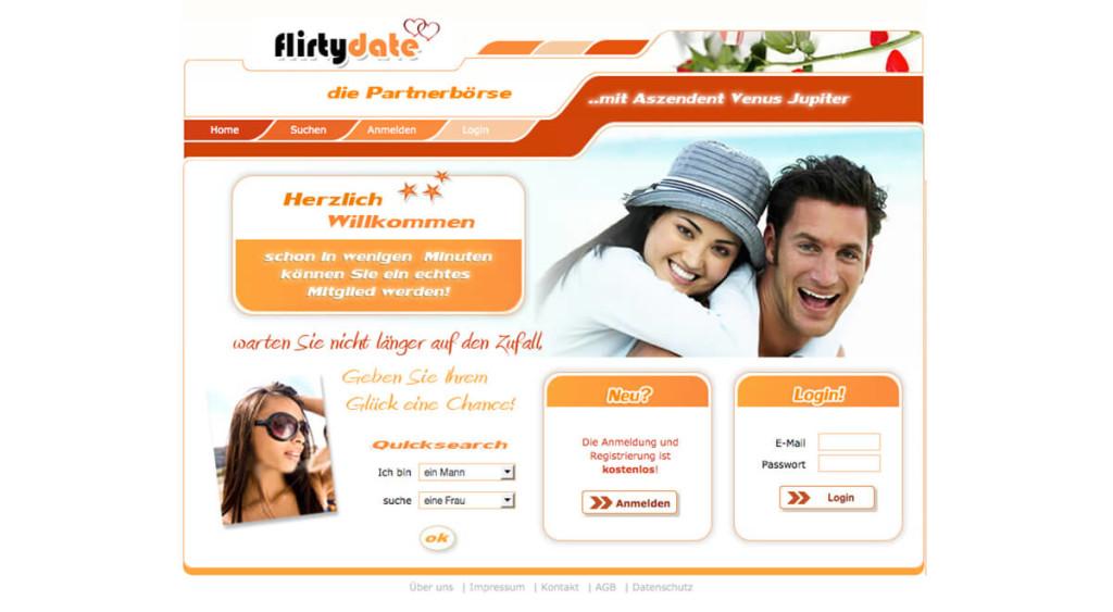 FlirtyDate-Main