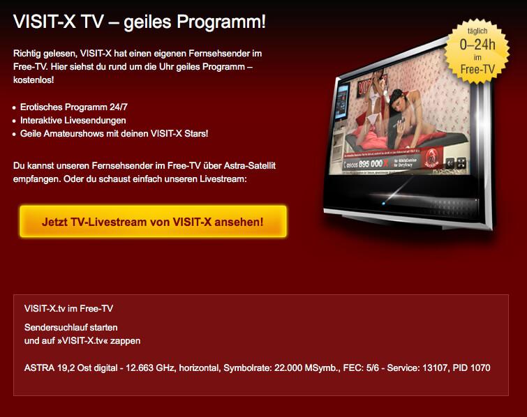 VISIT-X-TV