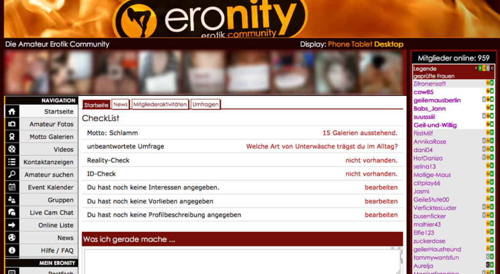 Eronity.Com