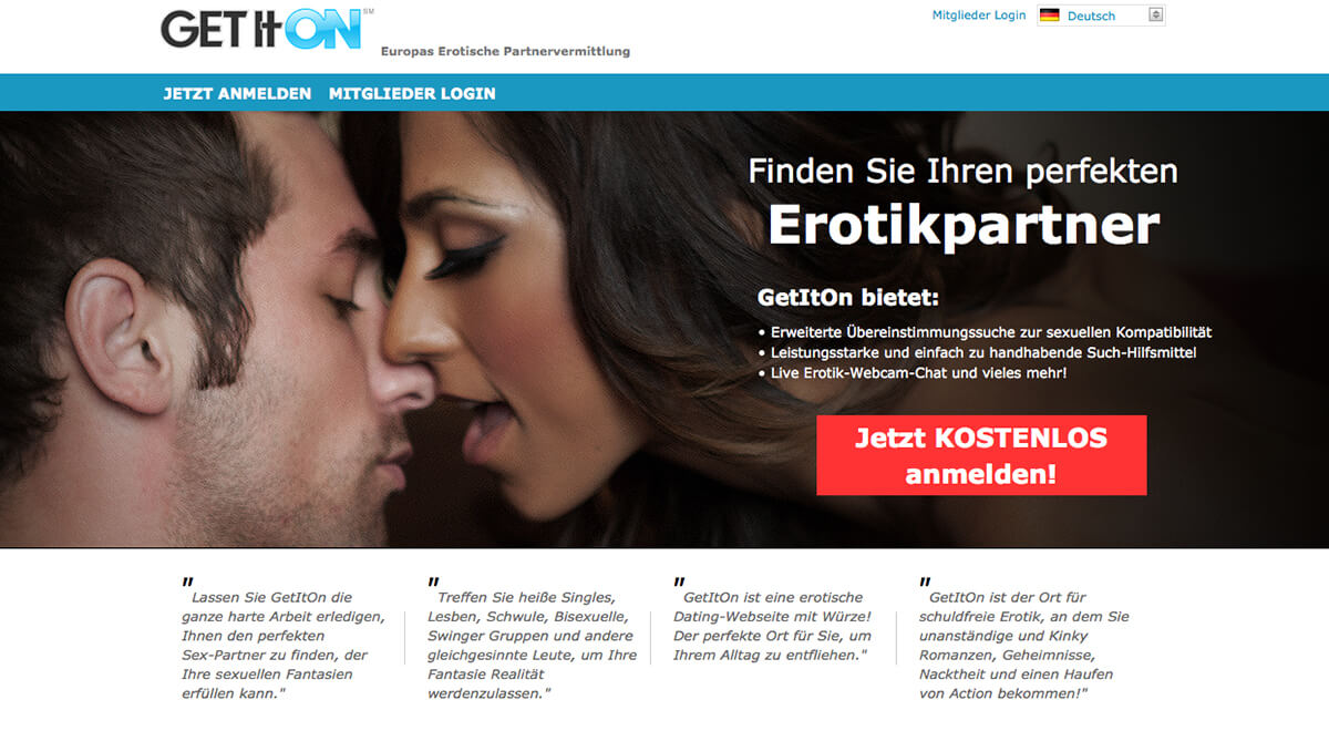 vergleich dating portale Nettetal