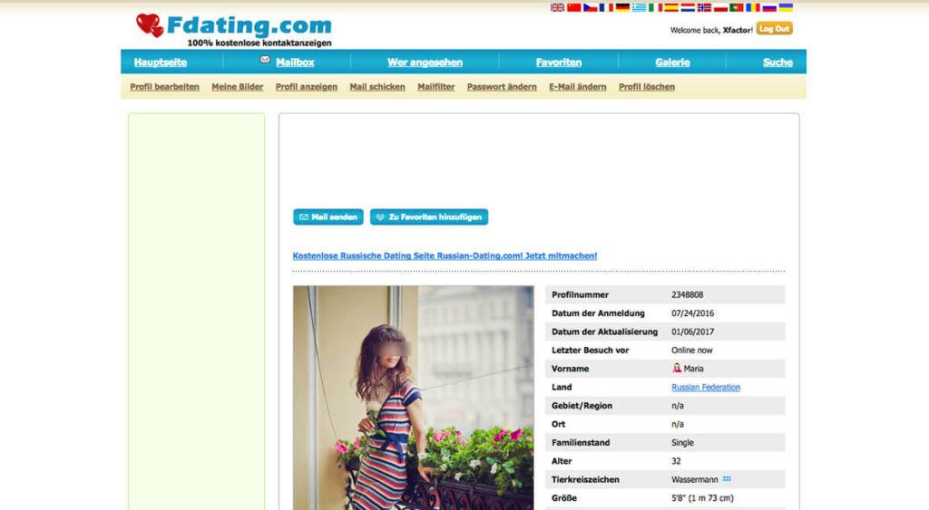 Stimmt etwas nicht mit online-dating?